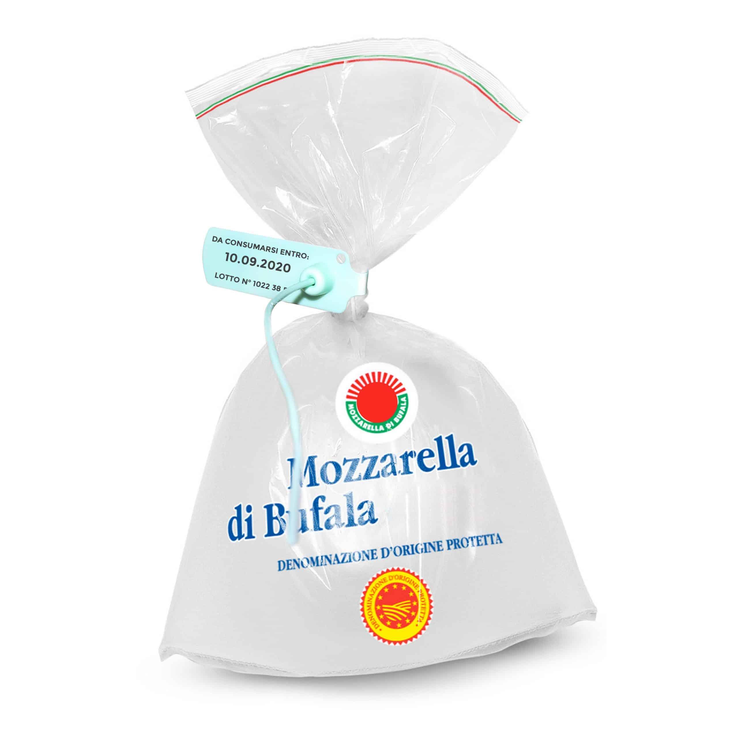 Ares applicazione gdo industria alimentare mozzarella sigillo