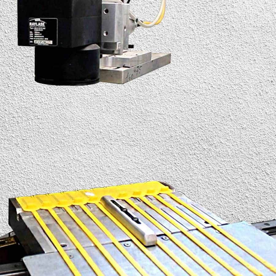 Personalizzazione incisione laser