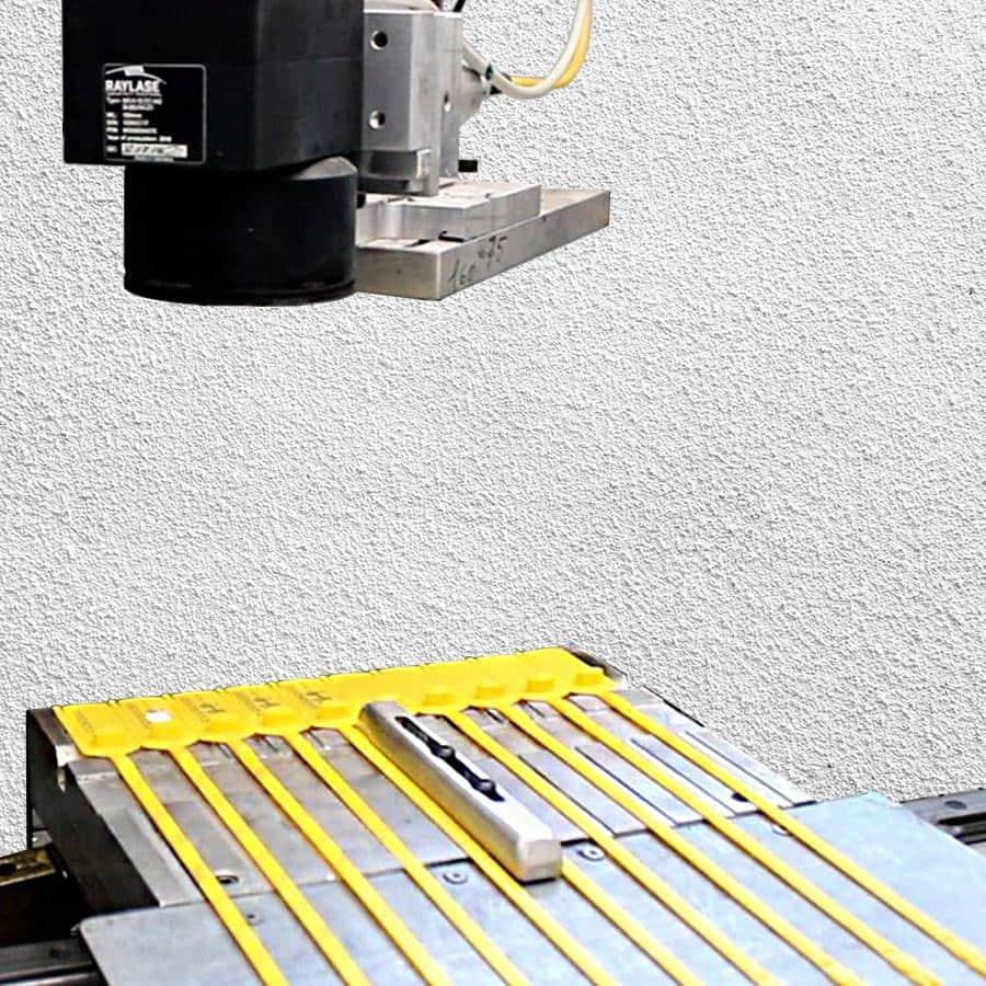 Personalizzazione incisione laser engraving