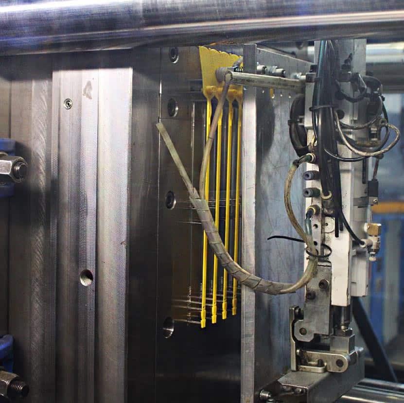 Stampo molding Oniloc security seals